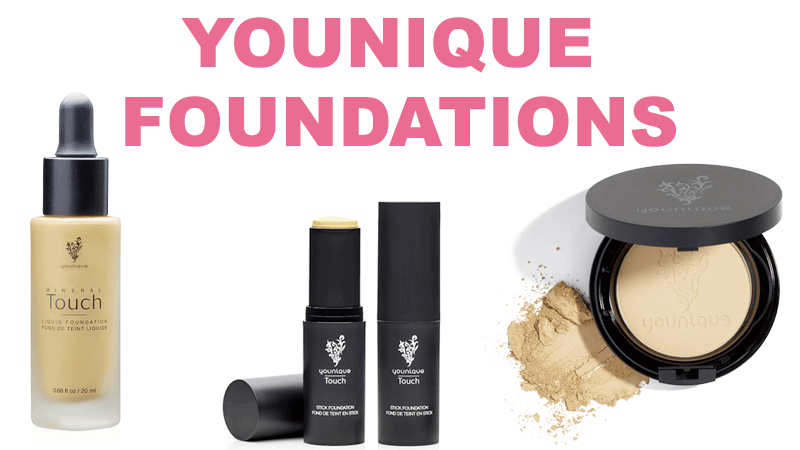 Younique foundations