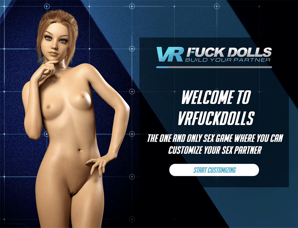 VR Fuck Dolls customization