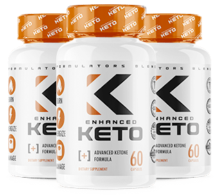 Enhanced Keto Pills