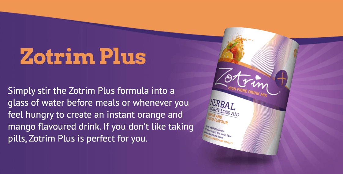 Zotrim Plus drink mix