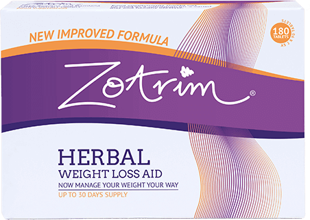 Zotrim tablets box